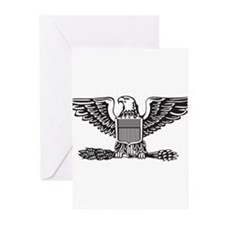 Colonel Greeting Cards