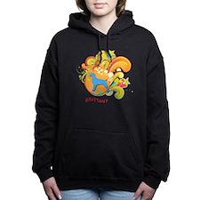 22-retro.png Hooded Sweatshirt