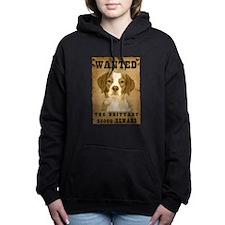 23-Wanted _V2.png Hooded Sweatshirt