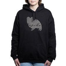 13-greysilhouette2.png Hooded Sweatshirt