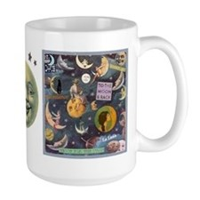 Moon Madness Coffee MugMugs