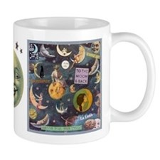Moon Madness Small Mug
