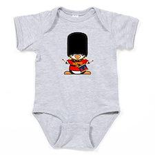 Nutcracker Penguin Baby Bodysuit