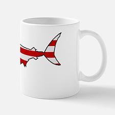 Patriotic Shark Mug