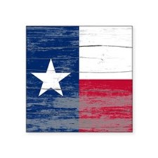 "Texas Old Paint Square Sticker 3"" x 3"""