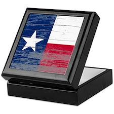 Texas Old Paint Keepsake Box