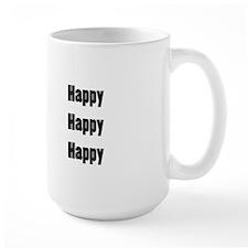 Happy Happy Happy Mugh