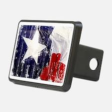 Texas Waving Flag Hitch Cover