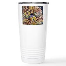 Persian Cat Travel Mug