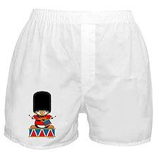 Nutcracker Penguin (4) Boxer Shorts