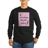 Cuckold Long Sleeve T-shirts (Dark)