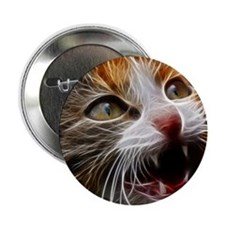 "Cat011 2.25"" Button"