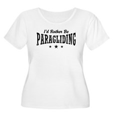 I'd Rather Be Paragliding T-Shirt