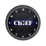 Chief blue line Basic Clocks