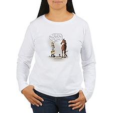 Horse Health Turnout Fun T-Shirt