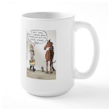 Horse Health Turnout Fun Mug