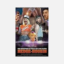 Uncle Colt & Cletus Movie Poster Rectangle Magnet