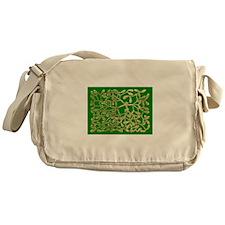 Mistletoe Messenger Bag