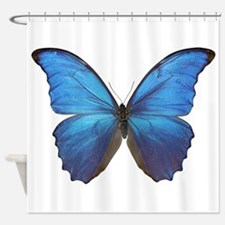 MORPHO DIDIUS D Shower Curtain