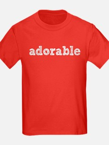 'Adorable' T