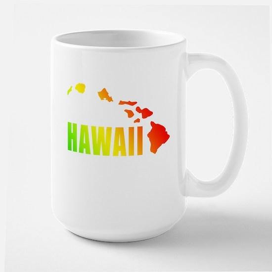 Hawaiian Islands Mugs