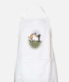 Horse Health - Hidden Meds Apron