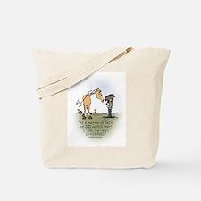 Horse Health - Hidden Meds Tote Bag
