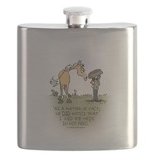 Horse Health - Hidden Meds Flask