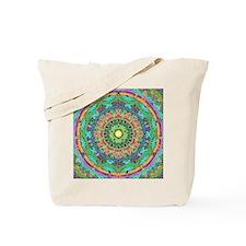 Awakening Source Mandala Tote Bag