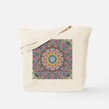 Aligning Purpose Mandala Tote Bag