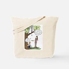 Needle Phobia Tote Bag