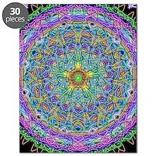 Inner Peace Mandala Puzzle