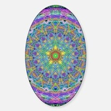Inner Peace Mandala Decal