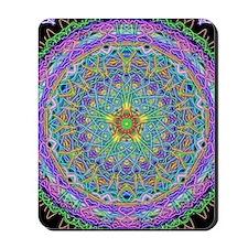 Inner Peace Mandala Mousepad