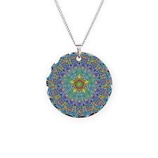 Inner Peace Mandala Necklace
