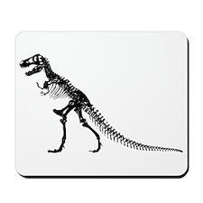 T-Rex Skeleton Mousepad