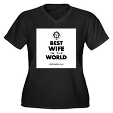 The Best in the World Best Wife Plus Size T-Shirt