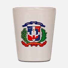 Republica Dominicana, Dominican Republi Shot Glass