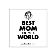 Best 2 Mom copy Sticker