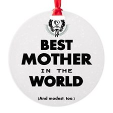 Best 2 Mother copy Ornament