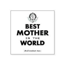 Best 2 Mother copy Sticker