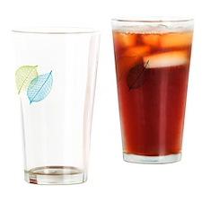 Leafstorm Drinking Glass