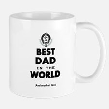 The Best in the World Best Dad Mugs