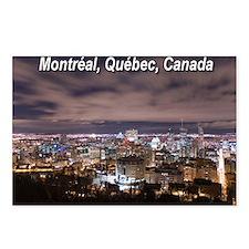 Montréal Postcards (Package of 8)