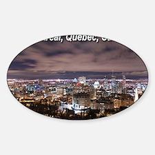 Montréal Decal