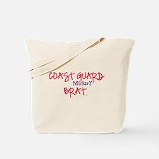 Coast Guard BRATS Tote Bag