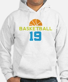 Custom Basketball Player 19 Hoodie