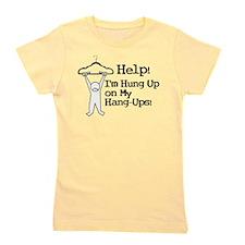 Hung Up Girl's Tee
