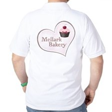 Mellark Bakery Heart T-Shirt