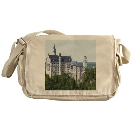 Neuschwanstein002 Messenger Bag